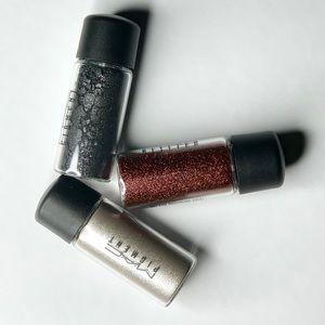 MAC Cosmetics NATURAL SMOKEY2 PIGMENT SET